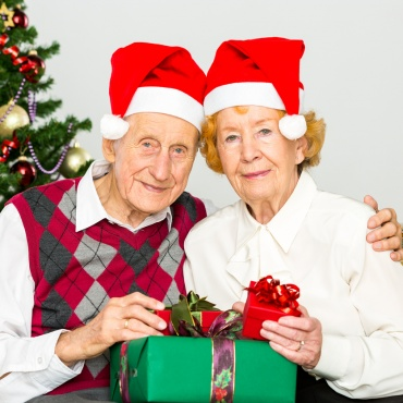 How to bring the holidays to the nursing home